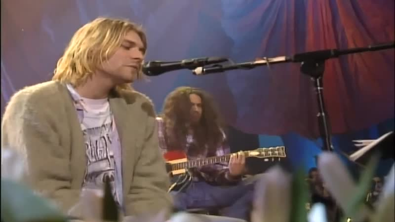Nirvana - Lake Of Fire (MTV Unplugged In New York, Live For MTV At Sony Studios, NYC, USA 18.11.1993)