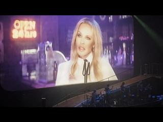 Blue Velvet (Golden Tour, Nottingham 20.09.2018)