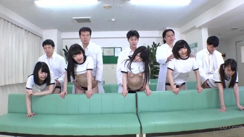 Голых медицинский осмотр японок видео онлайн служанка задрала