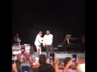Kanye West объявил названия совместно альбома с Chance The Rapper