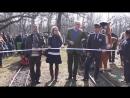 Eröffnung der 69 Fahrsaison der Dresdner Parkeisenbahn