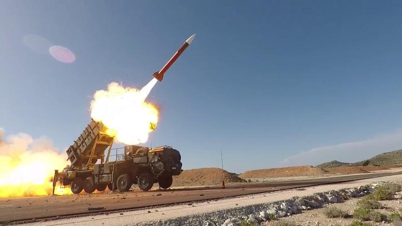 Новинка украинского оборонпрома ЗРК «Днепр»