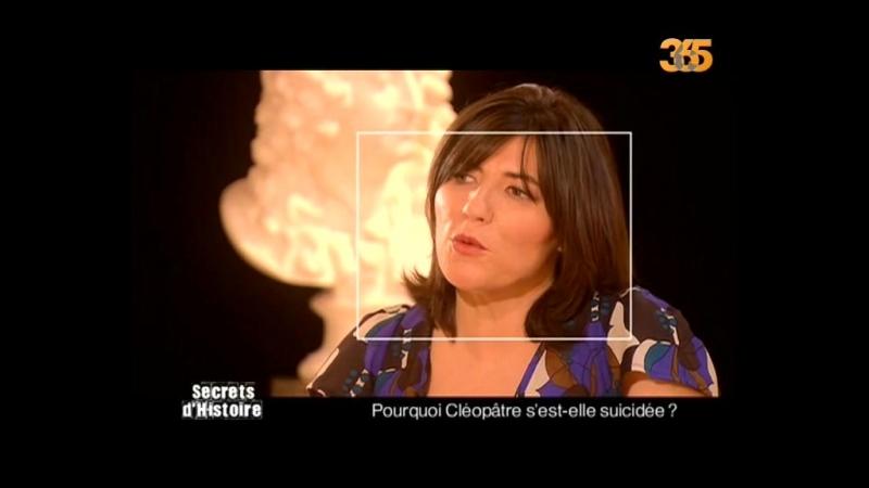 Тайна самоубийства Клеопатры (2007.) Секреты истории, Франция