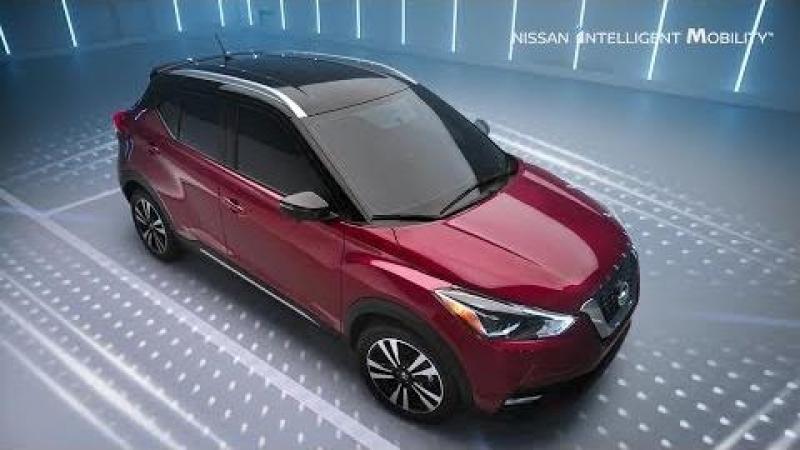 2018 Nissan Kicks Perfect Car