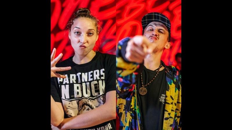 Hip-Hop PRO 1/4: Гуля vs Лукаш