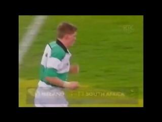 ТОП-10 легендарных бьющих в истории регби: Ронан О'Гара