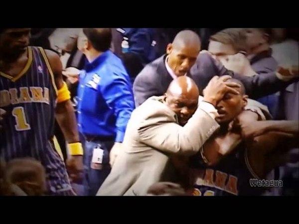 Ron Artest e a maior briga da história da NBA