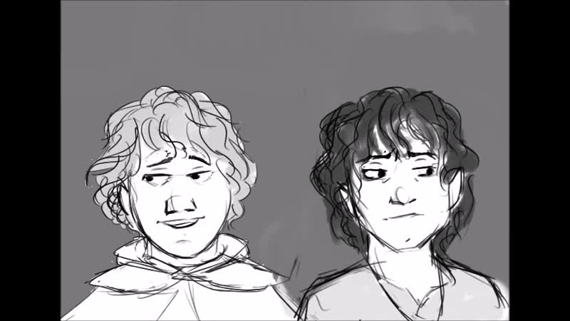 Now and for always |Samwise Gamgee x Frodo Baggins|