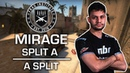 Mirage A Split - Frag Institute with fer
