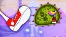 ВОЛШЕБНЫЙ ПЕНДЕЛЬ для ХИЩНОГО СЛИЗНЯ Весёлая игра про СЛИЗНЯ ОБЖОРУ Mutant Blobs Attack