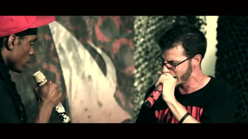 CES Cru - Klick Clack Bang [Live @ Strange Music HQ]