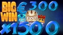 Reactoonz (Play n Go Gaming) x1500 Big Win