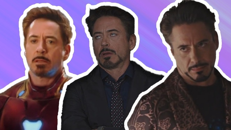Tony stark being 100% done with humanity