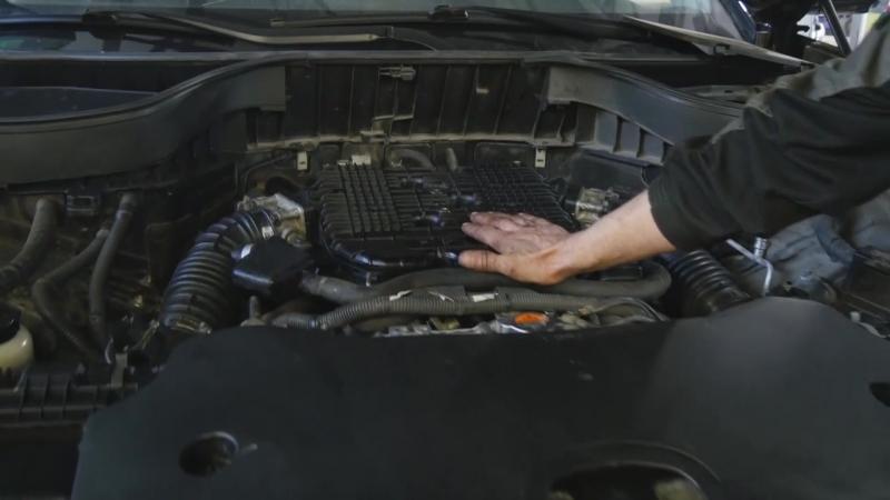 Капитальный ремонт двигателя Infinity FX35 смотреть онлайн без регистрации