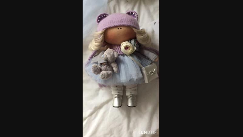 Интерьерная куколка 6