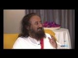 Интервью с Шри Шри Рави Шанкаром на CTV 19 июля в г. Калгари, Канада