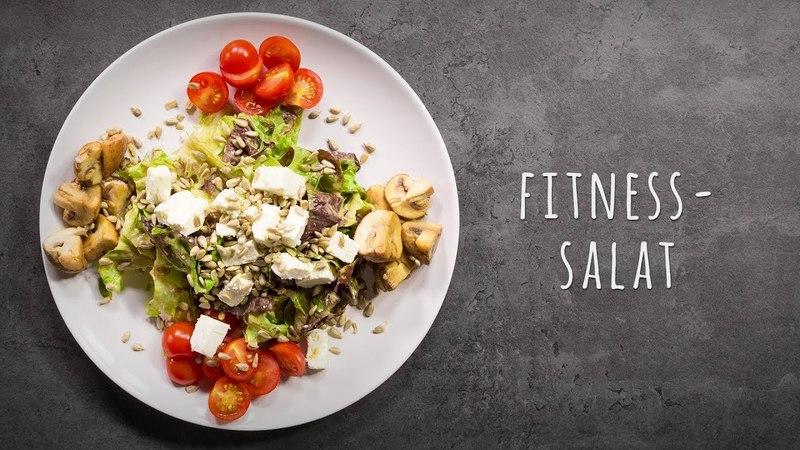 Fitness Salat gesunden Salat selber machen