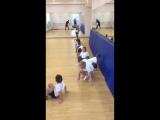 Спортивная гимнастика для детей👍🏼😌