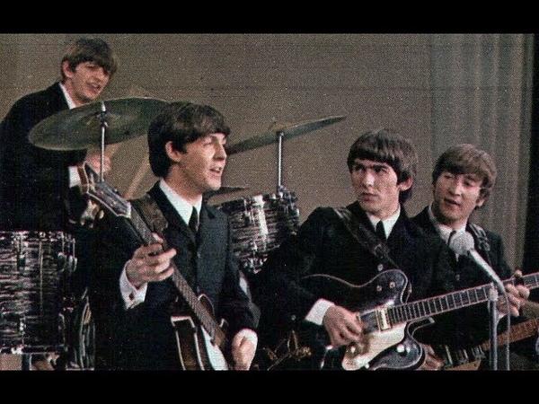 T H E * B E A T L E S - LIVE IN CONCERT - NME 1964