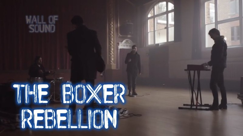 The Boxer Rebellion found new meaning in their songs