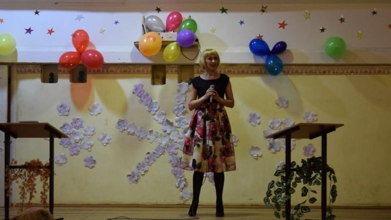 Светлана Горяну Моя королева 8 марта 2018г