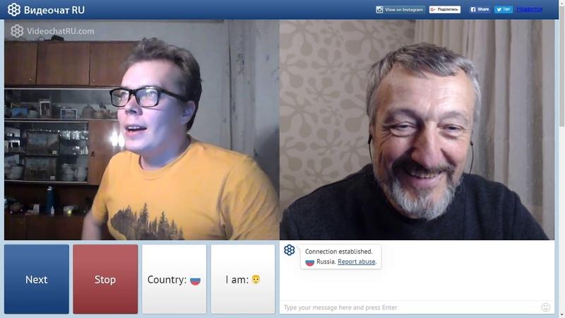 Розмова з росіянином з Вологди українською мовою.