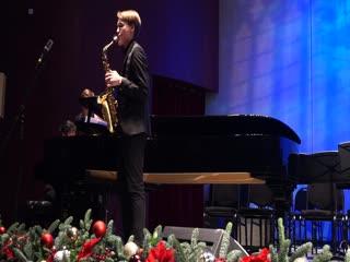 Жан Дени Миша Back to Bach исполняет Минеев Владислав конц. Тяхт М.Г.