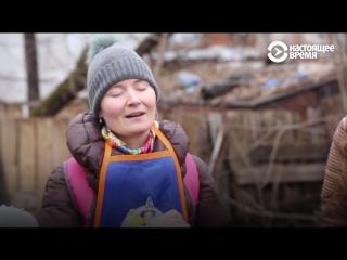 История девушки, которая поет и помогает другим