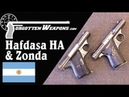 Argentina's Open-Bolt Pocket .22s: the Hafdasa HA and the Zonda