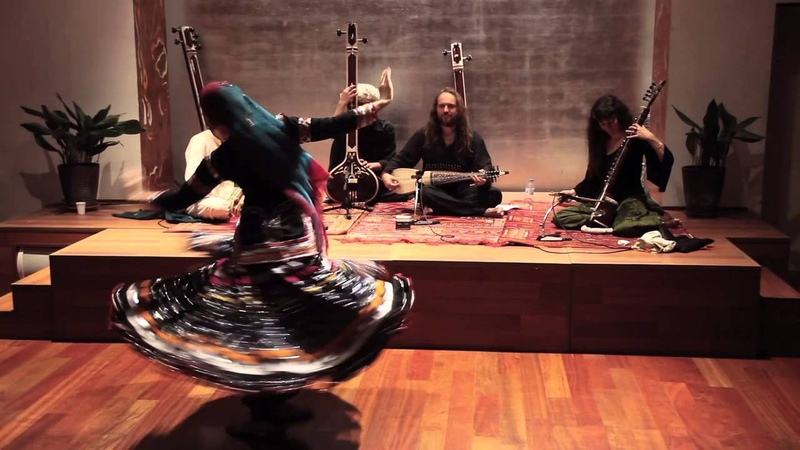 Espacio Ronda - MÚSICA DE AFGANISTÁN - Danza Loghari Raga Kastori