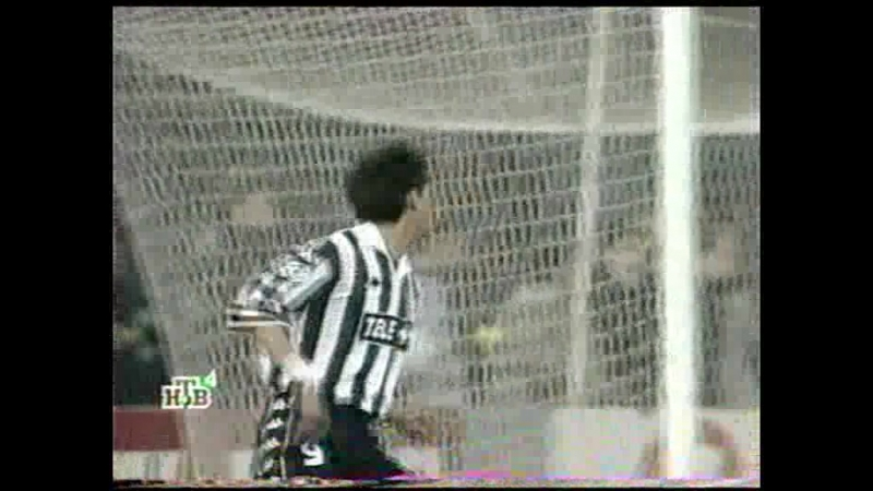 147 CL-1998/1999 Juventus - Manchester United 2:3 (21.04.1999) HL