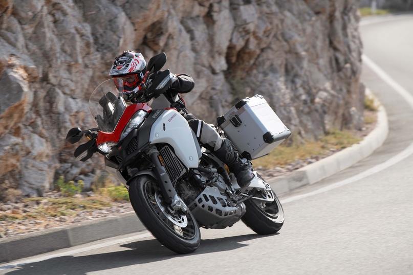 Турэндуро  Ducati Multistrada 1260 Enduro 2019