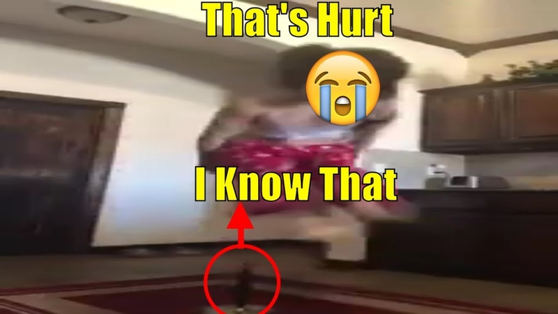 A Video With An Unusual Ending - Thats Hurt I Know That🤒🙀🤪🙈🤕