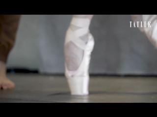 Николай Цискаридзе и ученики Академии Русского балета им. А.Я. Вагановой