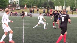 МФК Спартак-3 - ФК Сепар ( 5 - 7 ) 23.06.2018