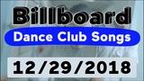 Billboard Top 50 Dance Club Songs (December 29, 2018)