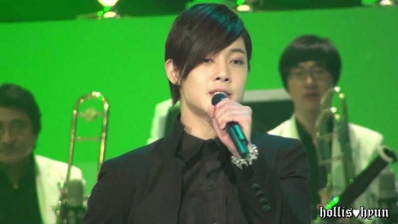[Fancam] 김현중(Kim Hyun Joong) 100608 Dongyo@KBS Open Concert