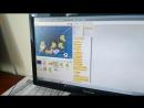 Младшая группа IT-лагеря сегодня создавала свои первые игры на Scratch