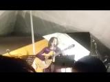 Елена Фролова на Фестивале - Бенефисе 2018