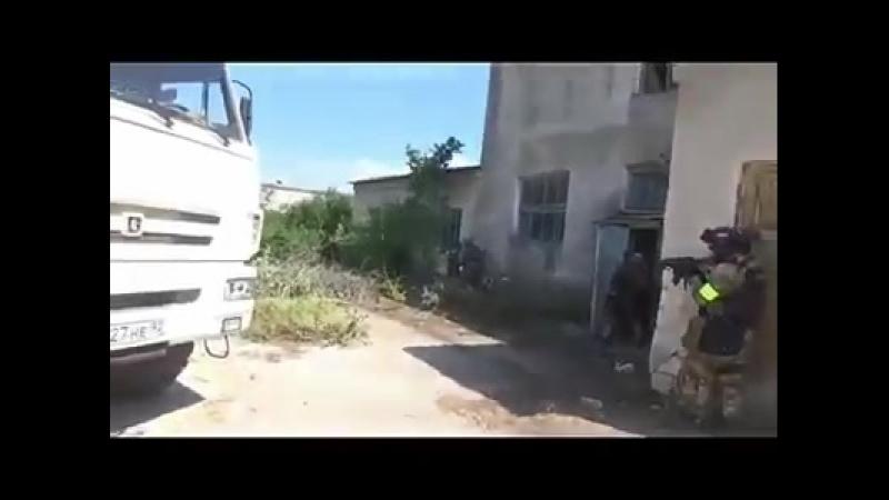 Когда взрывотехник перестарался