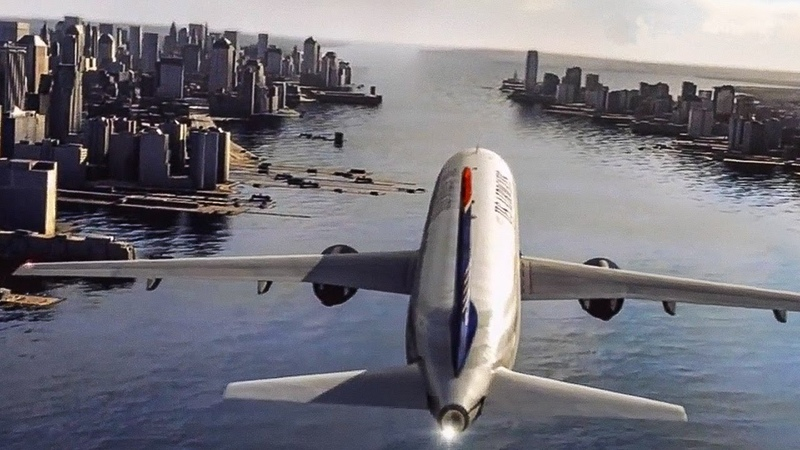 How All Passengers Survived the Miracle on the Hudson   New Flight Simulator 2017 [Ultra Realism]