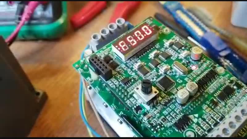 Ремонт преобразователей частоты Innovert в лаборотории КИПлаб