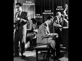 Dave Brubeck Quartet Take The 'A' Train (Strayhorn) - 1954 College Performance