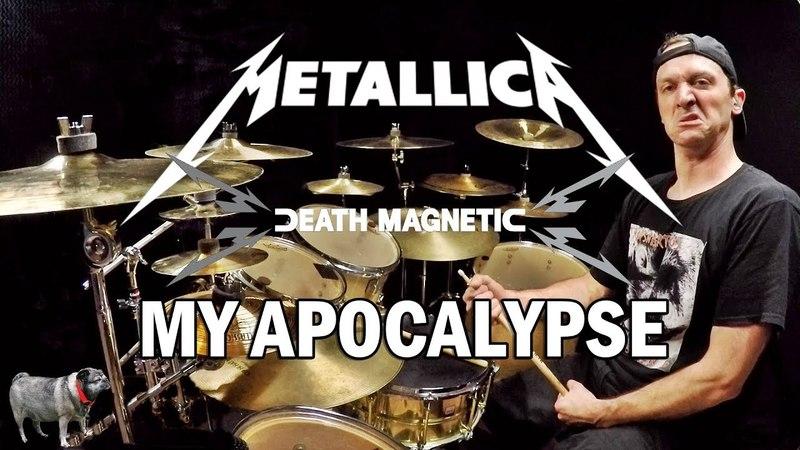 METALLICA - My Apocalypse - Drum Cover(Josh Steffen)