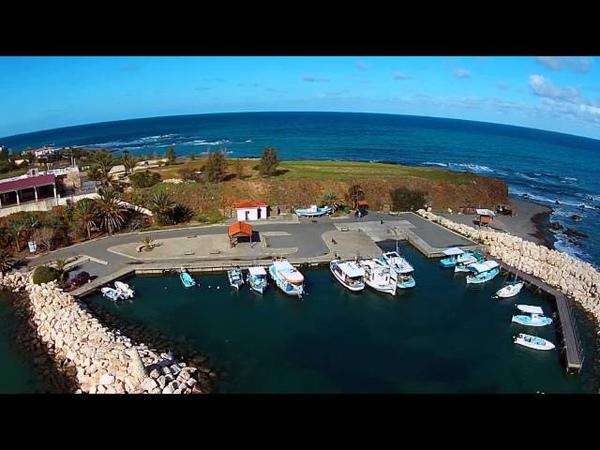 Pomos Harbour paphos