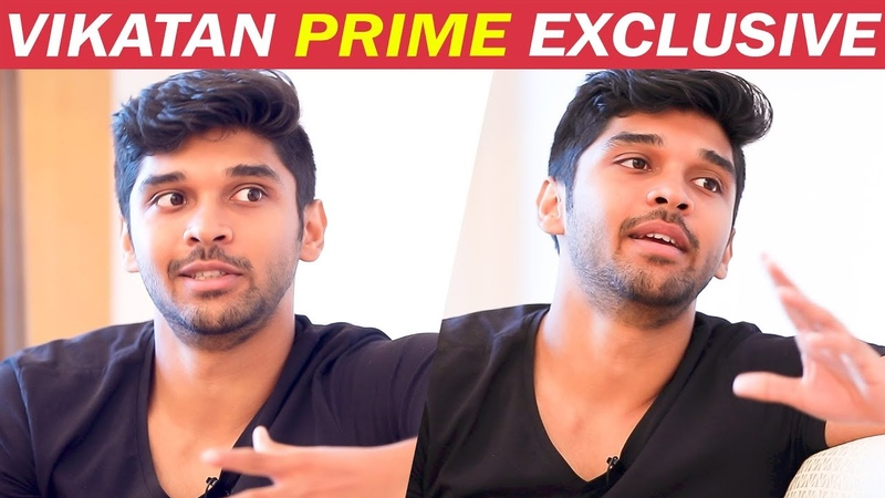 Bala Mama Cried - Dhruv Vikram First Ever Interview   Kutty Chiyaan   Varma