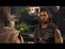 МИР ММО ИГР Спартанский Демон и Волк Спарты прохождение на ПК Assassin's Creed Odyssey Наемники Мегариды