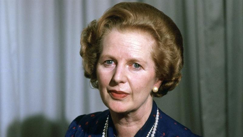 Маргарет Тэтчер: Быть могущественной – значит быть настоящей леди