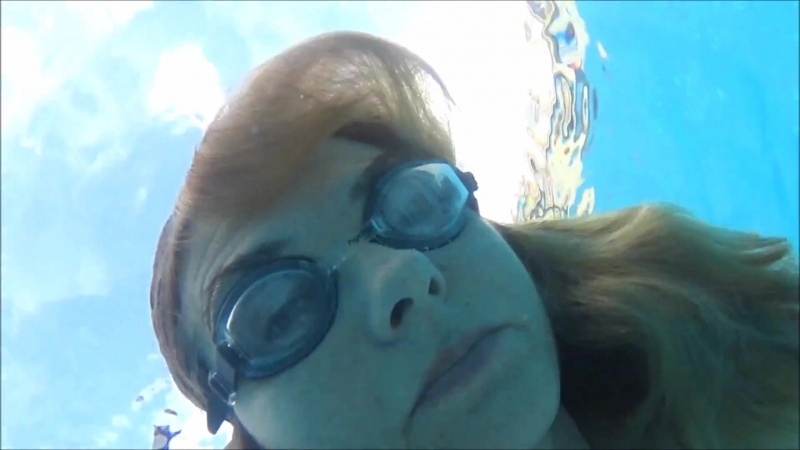 2 min Underwater Breath holding training