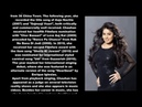 Sunidhi Chauhan Biography With Detail TPT YouTube